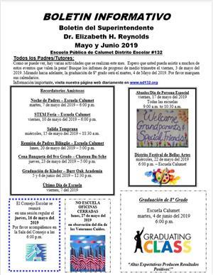 Calumet Public School District 132 / Homepage